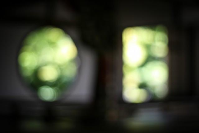 源光庵:悟りの窓(京都)